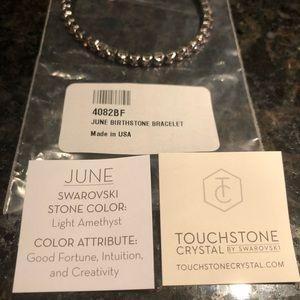 Touchstone Crystal By Swarovski Bracelet